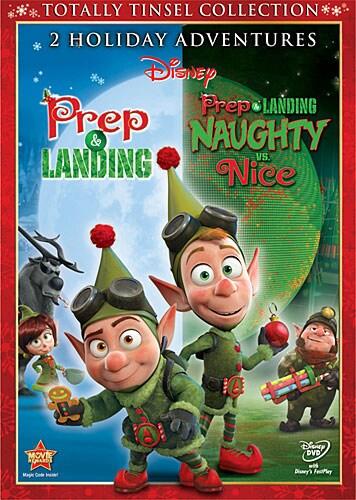 Prep & Landing: Totally Tinsel Collection (DVD)