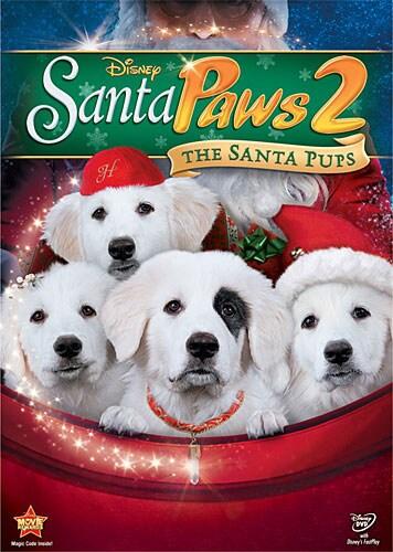 Santa Paws 2: The Santa Pups (DVD)