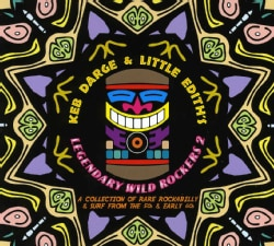 Various - Keb Darge & Little Edith's Legendary Wild Rockers 2