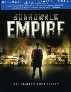 Boardwalk Empire: Complete First Season (Blu-ray Disc)