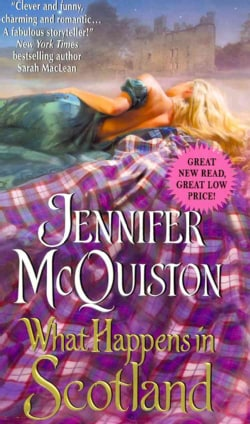 What Happens in Scotland (Paperback)