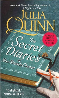 The Secret Diaries of Miss Miranda Cheever (Paperback)