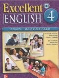 Excellent English Level 4 Student Book With Audio Highlights + Workbook + Audio Cd: Language Skills for Success