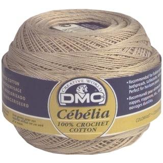 Cebelia Crochet Cotton Size 10 - 282 Yards-Cream