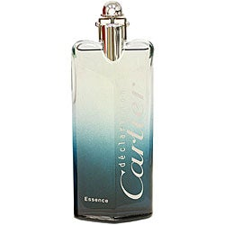 Cartier 'Declaration Essence' Men's 3.3-ounce Eau de Toilette Spray (Tester)