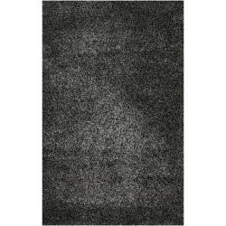 Candice Olson Hand-woven Black Arima Bay Rug (8' x 10')