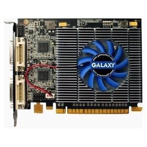 Galaxy GeForce GT 610 Graphic Card - 810 MHz Core - 1 GB DDR3 SDRAM -