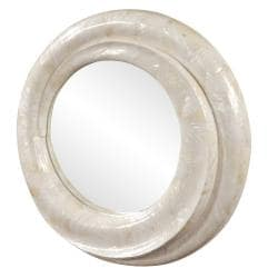 Key Largo 26-inch Shell Mirror