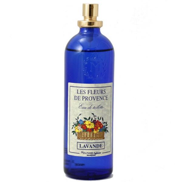 Molinard Les Fleurs de Provence Lavander Women's 3.3-ounce Eau de Toilette Spray (Tester)