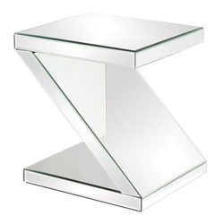 Z-shaped End Table