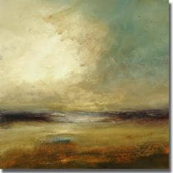 Lisa Ridgers 'New Land' Canvas Art