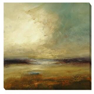 Lisa Ridgers 'New Land' Canvas Art