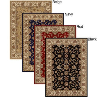 Traditional Amalfi Oriental Area Rug (7'9