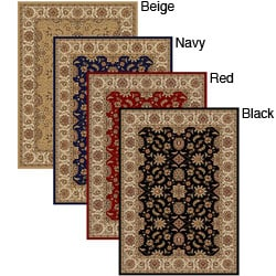 "Traditional Amalfi Oriental Area Rug (7'9"" x 11')"
