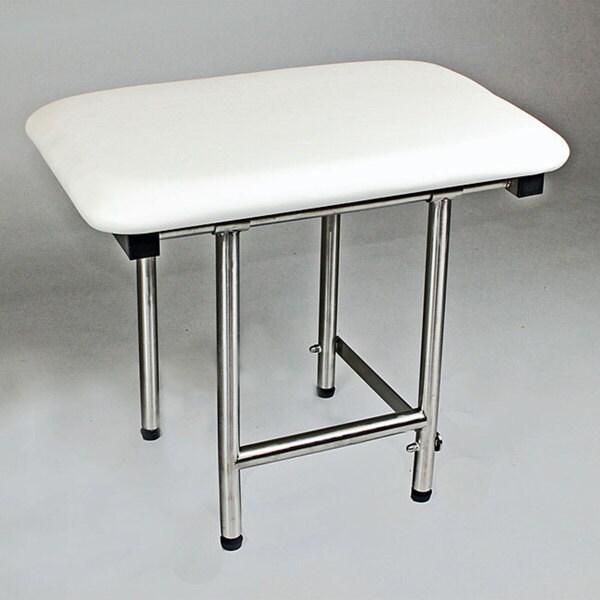Ada Compliant Folding Shower Seat Csi Bathware 22 X 16