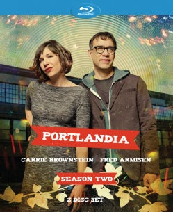 Portlandia: Season 2 (Blu-ray Disc)