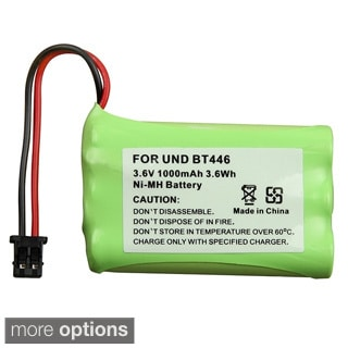 Compatible Cordless Phone Battery for Uniden BT-446 (Pack of 4)