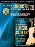 Fender Presents Getting Started on Acoustic Guitar: Premium Pack / Dvd Bundle
