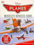 Disney Planes Ultimate Sticker Book (Paperback)