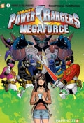 Saban's Power Rangers Megaforce 4: Broken World (Hardcover)