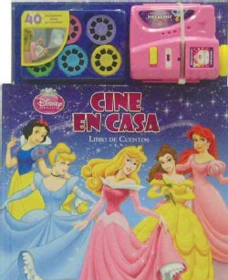 Disney Princesa / Disney Princess: Cine en Casa / Movie Theater