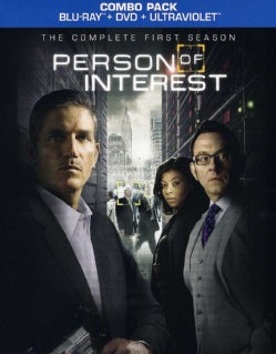 Person Of Interest: The Complete First Season (Blu-ray/DVD)