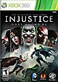 Xbox 360 - Injustice: Gods Among Us