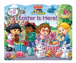 Easter Is Here!: Easter Is Here! (Board book)