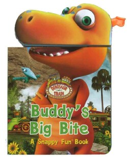 Buddy's Big Bite (Board book)