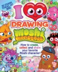 I Love Drawing Moshi Monsters (Paperback)
