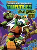 Teenage Mutant Ninja Turtles Wall Clings: Turtle Power (Paperback)