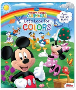 Let's Look for Colors (Board book)