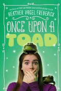 Once Upon A Toad (Paperback)