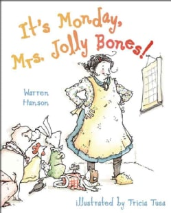 It's Monday, Mrs. Jolly Bones! (Hardcover)