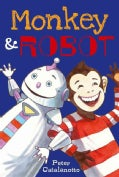 Monkey & Robot (Hardcover)