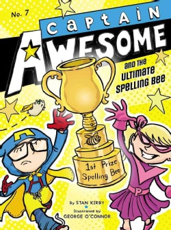 Captain Awesome and the Ultimate Spelling Bee (Hardcover)