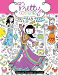 Pretty Costumes: Beautiful Costumes to Color! (Paperback)