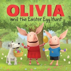 Olivia and the Easter Egg Hunt (Paperback)