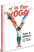 Y Is for Yoga (Hardcover)