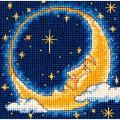 Moon Dreamer Mini Needlepoint Kit-5