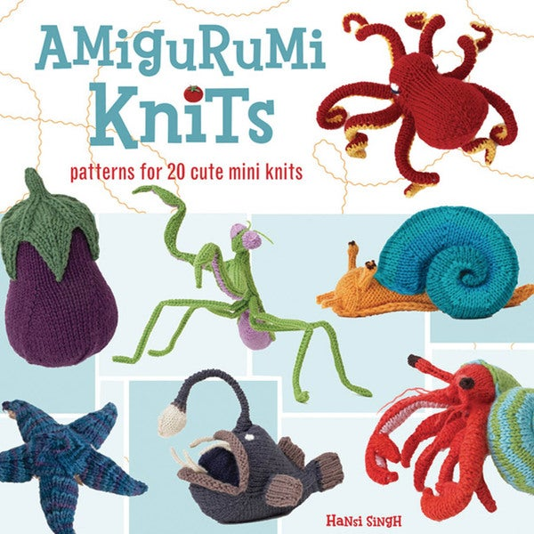 Creative Publishing International-Amigurumi Knits