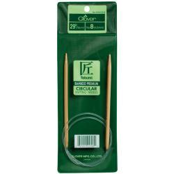 "Bamboo Circular Knitting Needle 29""-Size 4"