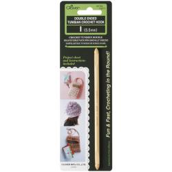Double Ended Tunisian Crochet Hook I-
