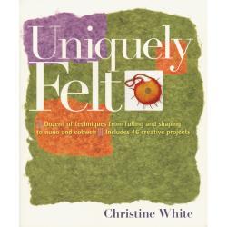 Storey Publishing-Uniquely Felt
