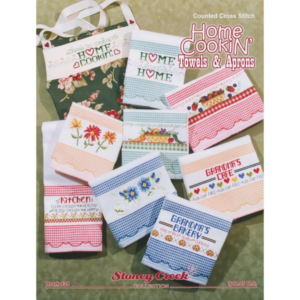 Stoney Creek-Home Cookin' Towels & Aprons