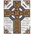 Celtic Cross Counted Cross Stitch Kit-8