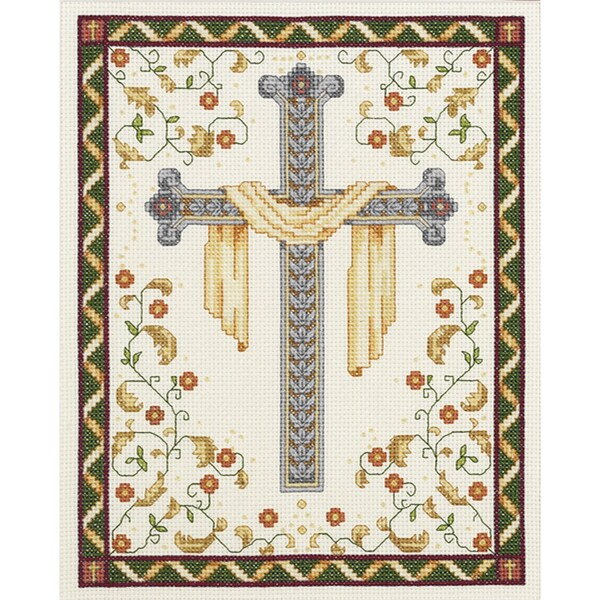 His Cross Counted Cross Stitch Kit 9186433