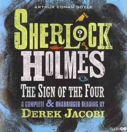 The Sign of the Four (CD-Audio)