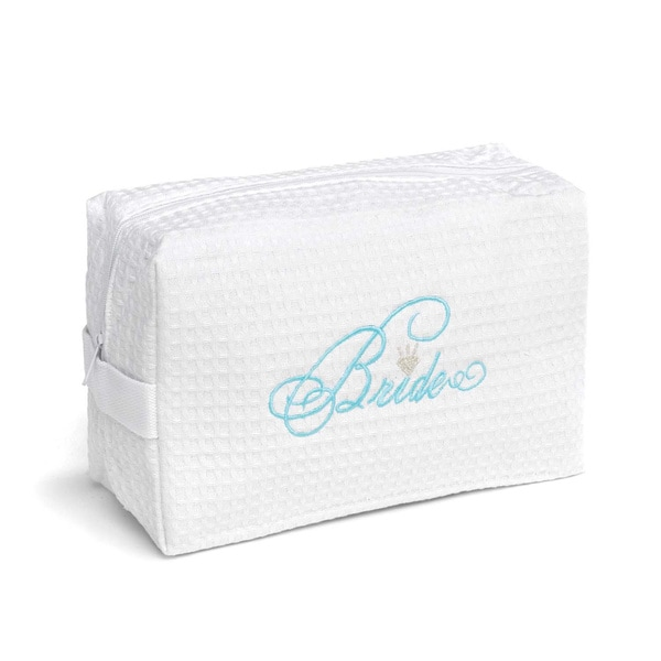 Hortense B. Hewitt Bride Cosmetic Bag