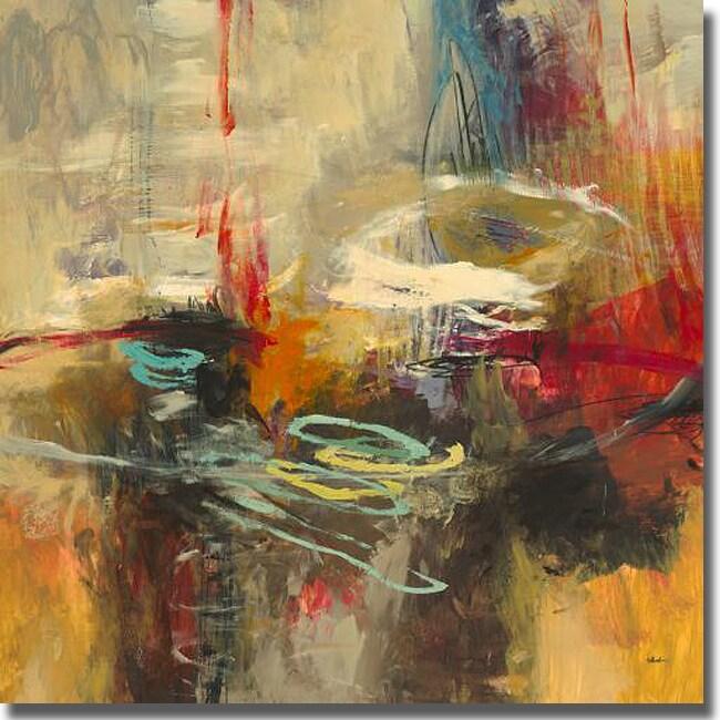 Randy Hibberd 'Instinctual Beauty II' Canvas Art